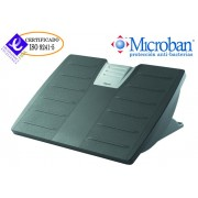 Reposapiés Ajustable Fellowes Office Suites™ con Protección Microban®