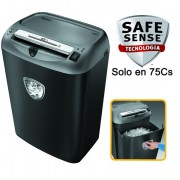 Destructora Fellowes 70S, corte en tiras
