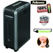 Destructora Fellowes 125Ci, corte en partículas