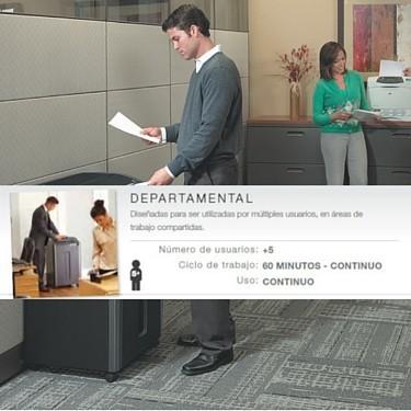 Oficina y departamentales