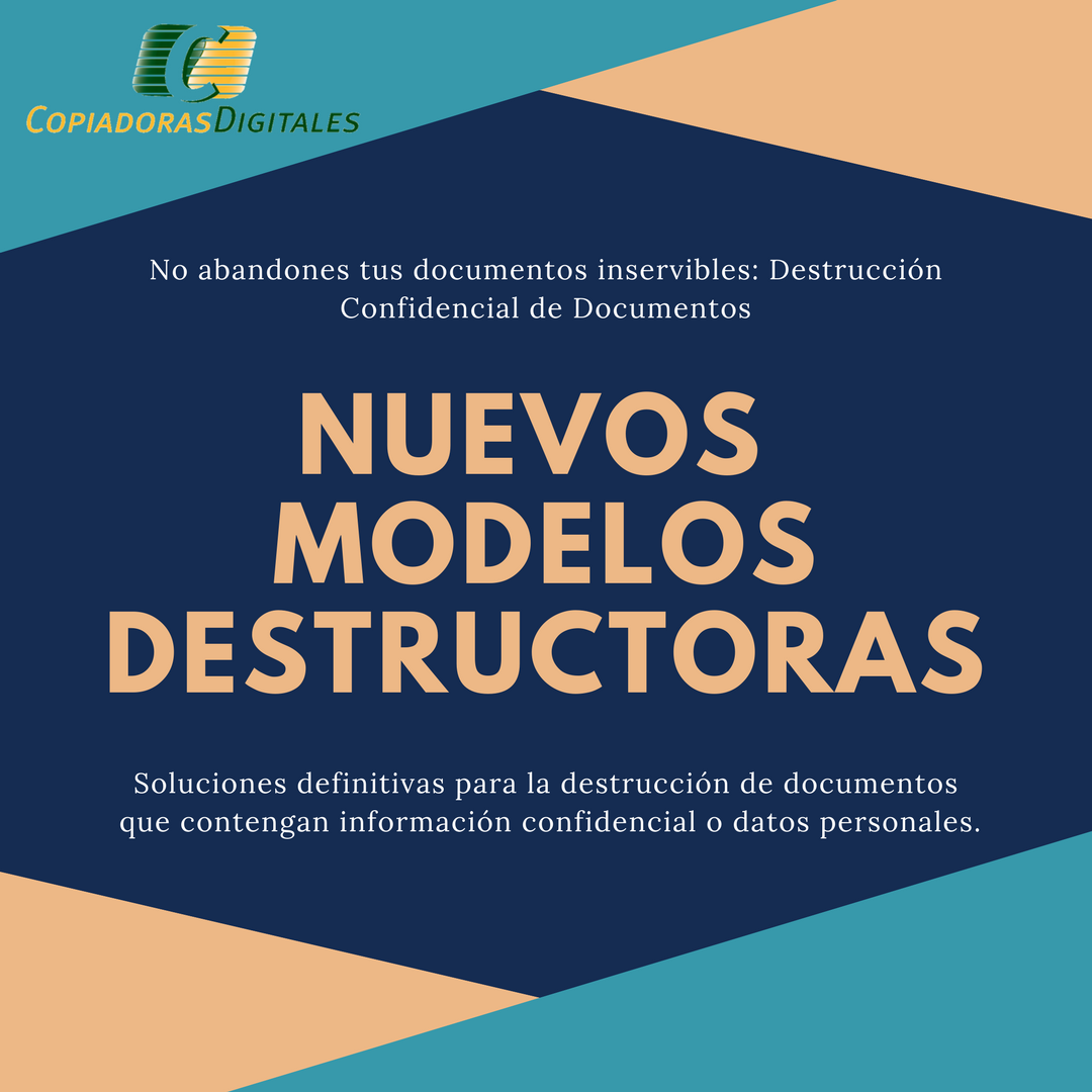 Destructoras documentos